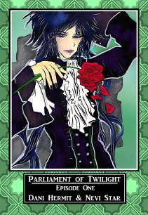 Parliament of Twilight: Episode One cover!